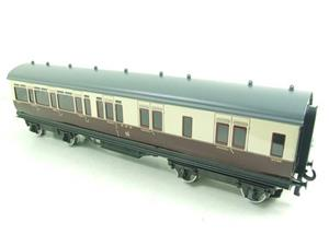 Darstaed O Gauge GWR Corridor Coaches x3 Set 2/3 Rail Bxd Set A image 9
