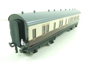 Darstaed O Gauge GWR Corridor Coaches x3 Set 2/3 Rail Bxd Set A image 10