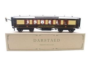 "Darstaed O Gauge Parlour 3rd ""Car No 194 3rd Class""  Pullman Coach image 1"