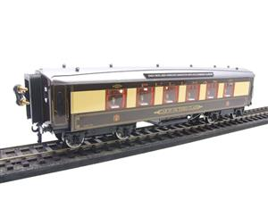 "Darstaed O Gauge Parlour 3rd ""Car No 194 3rd Class""  Pullman Coach image 3"