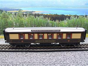 "Darstaed O Gauge Parlour 3rd ""Car No 194 3rd Class""  Pullman Coach image 5"