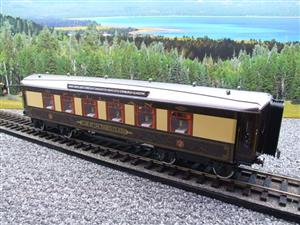"Darstaed O Gauge Parlour 3rd ""Car No 194 3rd Class""  Pullman Coach image 9"