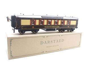 "Darstaed O Gauge Parlour 3rd ""Car No 194 3rd Class""  Pullman Coach image 10"