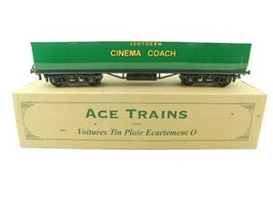 "Ace Trains Wright Overlay Series O Gauge SR ""Cinema"" Coach R/N 1308 Boxed image 1"