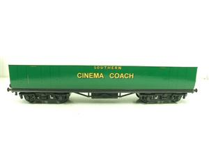 "Ace Trains Wright Overlay Series O Gauge SR ""Cinema"" Coach R/N 1308 Boxed image 6"