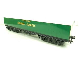 "Ace Trains Wright Overlay Series O Gauge SR ""Cinema"" Coach R/N 1308 Boxed image 8"