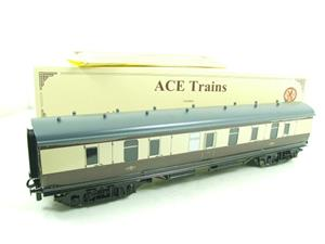Ace Trains O Gauge C14 BR Mark 1 Full Brake Pullman Coach 3 Rail Boxed image 2