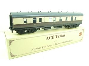 Ace Trains O Gauge C14 BR Mark 1 Full Brake Pullman Coach 3 Rail Boxed image 9
