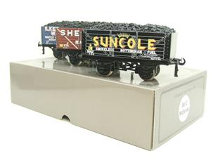 "Ace Trains O Gauge G/5 WS2 Private Owner ""Midlands"" Coal Wagons x3 Set 2 Bxd image 2"