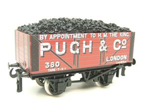 "Ace Trains O Gauge G/5 WS3 Private Owner ""London"" Coal Wagons x3 Set 3 Bxd image 3"