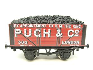 "Ace Trains O Gauge G/5 WS3 Private Owner ""London"" Coal Wagons x3 Set 3 Bxd image 8"