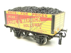 "Ace Trains O Gauge G/5 WS3 Private Owner ""London"" Coal Wagons x3 Set 3 Bxd image 10"