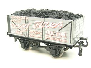 "Ace Trains O Gauge G/5 WS4 Private Owner ""North West"" Coal Wagons x3 Set 4 Bxd image 9"