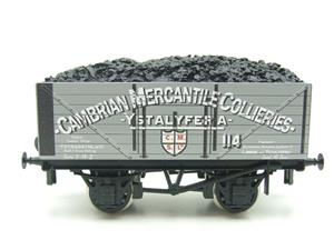 "Ace Trains O Gauge G/5 WS ""Cambrian Mercantile Collieries"" No.114 Coal Wagon 2/3 Rail image 1"