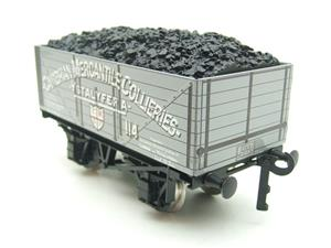 "Ace Trains O Gauge G/5 WS ""Cambrian Mercantile Collieries"" No.114 Coal Wagon 2/3 Rail image 2"