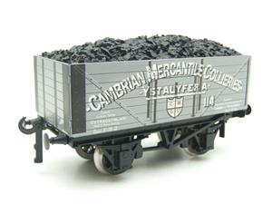 "Ace Trains O Gauge G/5 WS ""Cambrian Mercantile Collieries"" No.114 Coal Wagon 2/3 Rail image 3"