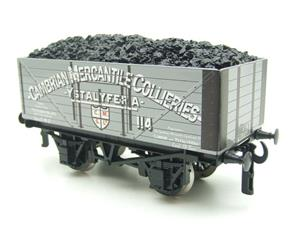 "Ace Trains O Gauge G/5 WS ""Cambrian Mercantile Collieries"" No.114 Coal Wagon 2/3 Rail image 4"