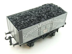 "Ace Trains O Gauge G/5 WS ""Cambrian Mercantile Collieries"" No.114 Coal Wagon 2/3 Rail image 8"