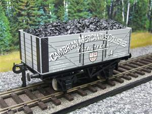 "Ace Trains O Gauge G/5 WS ""Cambrian Mercantile Collieries"" No.114 Coal Wagon 2/3 Rail image 10"
