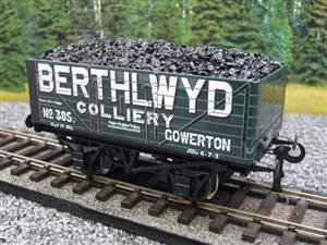 "Ace Trains O Gauge G/5 WS ""Berthlwyd"" No.385 Coal Wagon 2/3 Rail image 6"
