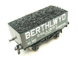 "Ace Trains O Gauge G/5 WS ""Berthlwyd"" No.385 Coal Wagon 2/3 Rail image 7"