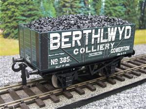 "Ace Trains O Gauge G/5 WS ""Berthlwyd"" No.385 Coal Wagon 2/3 Rail image 10"