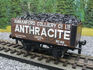 "Ace Trains O Gauge G/5 WS ""Anthracite"" No.48 Coal Wagon 2/3 Rail image 3"