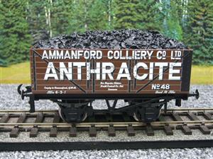 "Ace Trains O Gauge G/5 WS ""Anthracite"" No.48 Coal Wagon 2/3 Rail image 10"