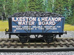 "Ace Trains O Gauge G/5-WS Private Owner ""Ilkeston & Heanor"" No17 Coal Wagon 2/3 Rail image 1"