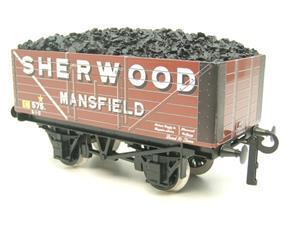 "Ace Trains O Gauge G/5-WS Private Owner ""Sherwood Mansfield"" No.575 Coal Wagon 2/3 Rail image 4"
