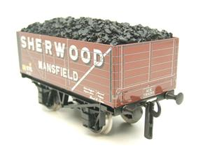 "Ace Trains O Gauge G/5-WS Private Owner ""Sherwood Mansfield"" No.575 Coal Wagon 2/3 Rail image 9"