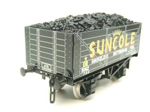 "Ace Trains O Gauge G/5-WS Private Owner ""Suncole"" No.5062 Coal Wagon 2/3 Rail image 2"
