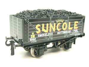 "Ace Trains O Gauge G/5-WS Private Owner ""Suncole"" No.5062 Coal Wagon 2/3 Rail image 4"