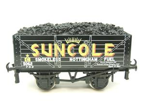 "Ace Trains O Gauge G/5-WS Private Owner ""Suncole"" No.5062 Coal Wagon 2/3 Rail image 5"