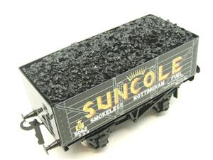 "Ace Trains O Gauge G/5-WS Private Owner ""Suncole"" No.5062 Coal Wagon 2/3 Rail image 7"