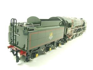 "Ace Trains O Gauge E27D BR Green Britannia Class ""William Shakespeare"" FOB Edition"" R/N 70004 Bxd image 8"