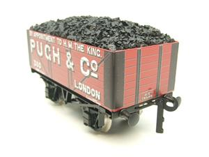 "Ace Trains O Gauge G/5 WS Private Owner ""Pugh & Co"" No.380 Coal Wagon 2/3 Rail image 2"