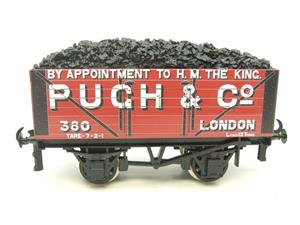"Ace Trains O Gauge G/5 WS Private Owner ""Pugh & Co"" No.380 Coal Wagon 2/3 Rail image 5"