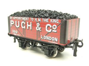 "Ace Trains O Gauge G/5 WS Private Owner ""Pugh & Co"" No.380 Coal Wagon 2/3 Rail image 9"