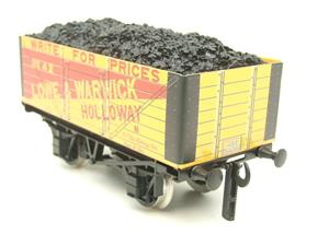 "Ace Trains O Gauge G/5 Private Owner ""Lowe & Warwick"" No.42 Coal Wagon 2/3 Rail image 4"