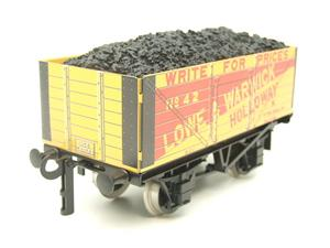 "Ace Trains O Gauge G/5 Private Owner ""Lowe & Warwick"" No.42 Coal Wagon 2/3 Rail image 6"