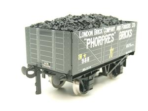 "Ace Trains O Gauge G/5 Private Owner ""Phorpres Bricks"" No.988 Coal Wagon 2/3 Rail image 2"