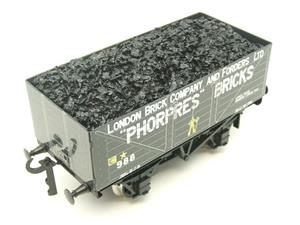 "Ace Trains O Gauge G/5 Private Owner ""Phorpres Bricks"" No.988 Coal Wagon 2/3 Rail image 7"