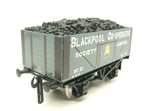 "Ace Trains O Gauge G/5 Private Owner ""Blackpool Co-Operative"" No.31 Coal Wagon 2/3 Rail image 6"