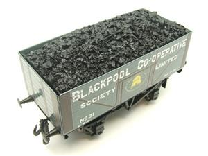 "Ace Trains O Gauge G/5 Private Owner ""Blackpool Co-Operative"" No.31 Coal Wagon 2/3 Rail image 8"