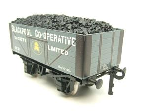 "Ace Trains O Gauge G/5 Private Owner ""Blackpool Co-Operative"" No.31 Coal Wagon 2/3 Rail image 9"
