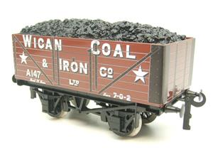 "Ace Trains O Gauge G/5 Private Owner ""Wigan Coal & Iron Co"" A147 Coal Wagon 2/3 Rail image 2"