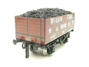 "Ace Trains O Gauge G/5 Private Owner ""Wigan Coal & Iron Co"" A147 Coal Wagon 2/3 Rail image 3"