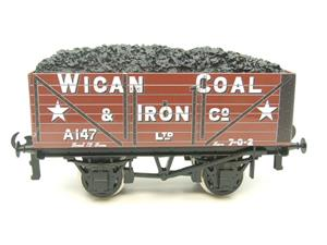 "Ace Trains O Gauge G/5 Private Owner ""Wigan Coal & Iron Co"" A147 Coal Wagon 2/3 Rail image 5"