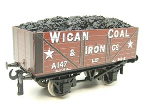 "Ace Trains O Gauge G/5 Private Owner ""Wigan Coal & Iron Co"" A147 Coal Wagon 2/3 Rail image 6"